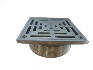 不锈钢方地漏 square floor drain